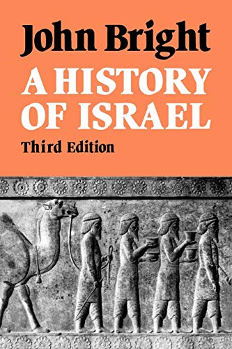 9780334020462: A History of Israel (Old Testament library)