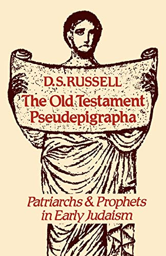 9780334022299: The Old Testament Pseudepigrapha: Patriarchs and Prophets in Early Judaism