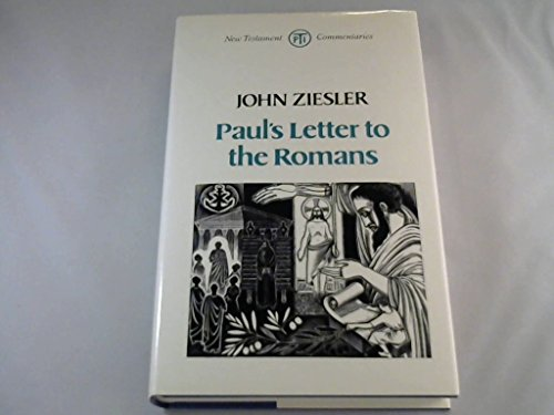 9780334022978: Paul's Letter to the Romans (New Testament commentaries)
