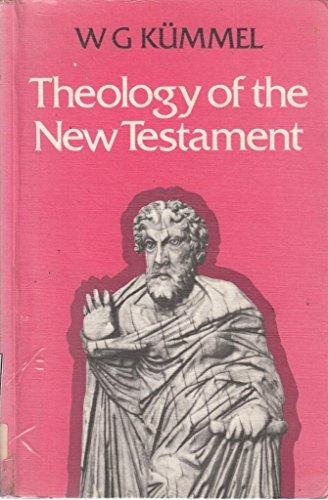9780334023500: Theology of the New Testament
