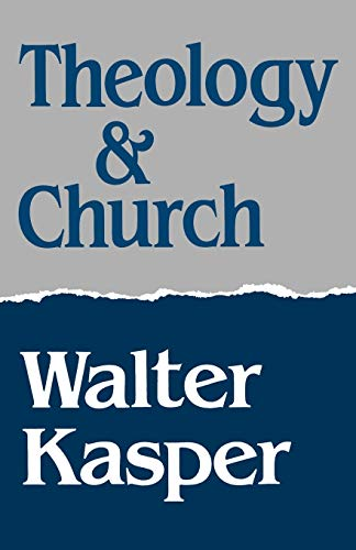 9780334023586: Theology and Church