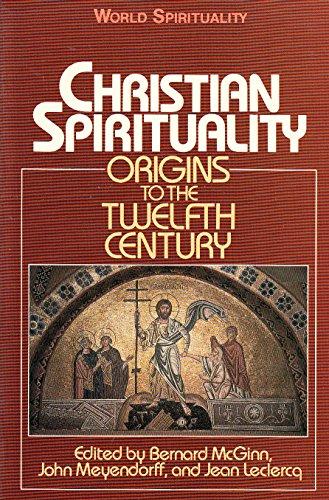 9780334024255: Christian Spirituality II (World Spirituality Series) (v. 1)