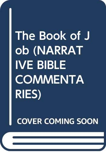 9780334024736: The Book of Job (Narrative Commentaries)