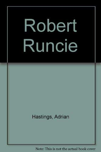 Robert Runcie: Hastings, Adrian