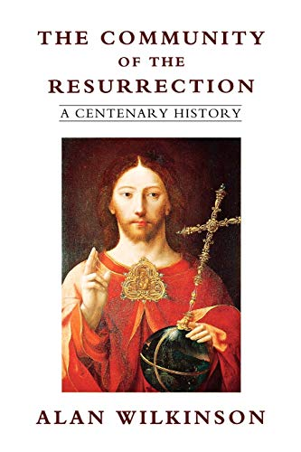 9780334025269: The Community of Resurrection
