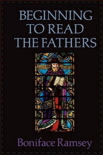 9780334025511: Beginning to Read the Fathers