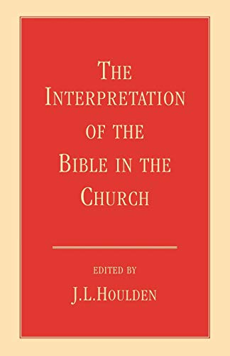 9780334025894: Interpretation of the Bible in Church