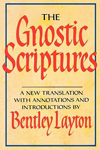 9780334026259: The Gnostic Scriptures