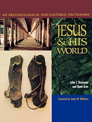9780334026266: JESUS AND HIS WORLD an archaeological and cultural Dictionary