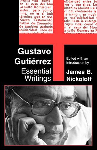 9780334026631: Gustavo Gutierrez: Essential Writings