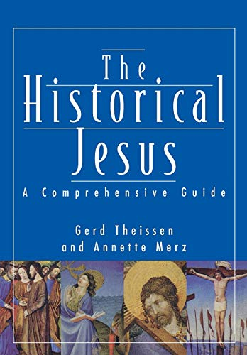 9780334026969: The Historical Jesus: A Comprehensive Guide: A Textbook
