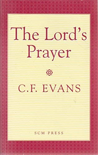 9780334027157: The Lord's Prayer