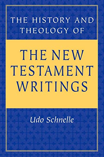9780334027300: The History and Theology of the New Testament Writings