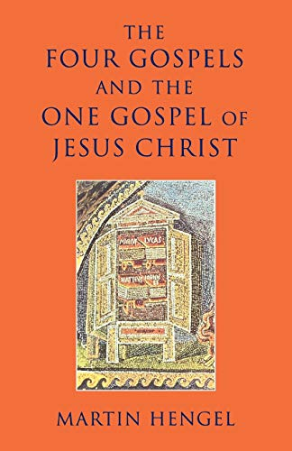 9780334027591: The Four Gospels and the One Gospel of Jesus Christ