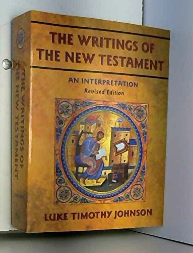 9780334027874: The Writings of the New Testament