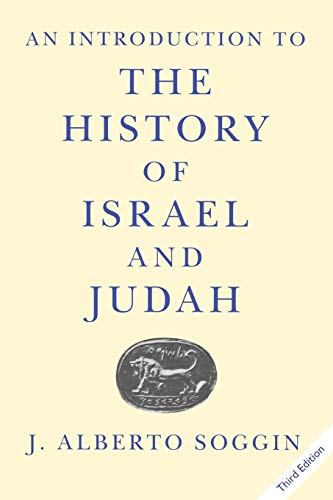 9780334027881: An Introduction to the History of Israel and Judah