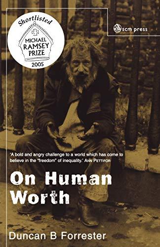 9780334028253: On Human Worth: A Christian Vindication of Equality