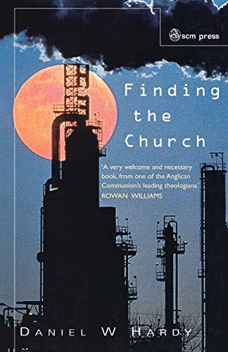 Finding the Church: Daniel W. Hardy