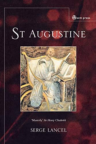 9780334028666: St.Augustine
