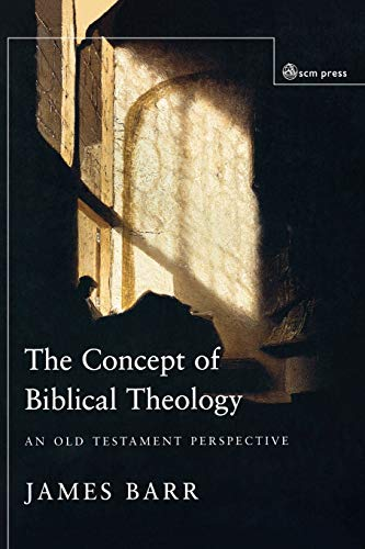9780334029540: Concept of Biblical Theology