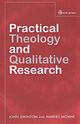 9780334029809: Practical Theology and Qualitative Research