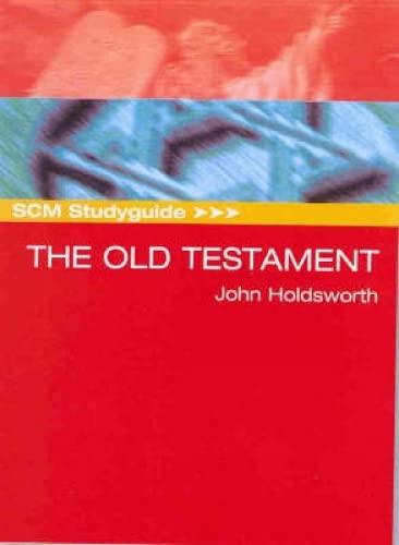 9780334029854: SCM Studyguide to the Old Testament (SCM Studyguides)