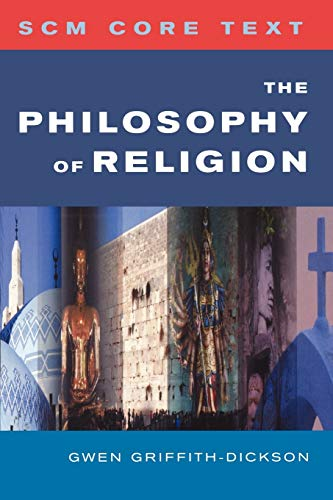 9780334029892: SCM Core Text: The Philosophy of Religion