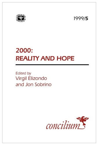 9780334030560: Concilium 1999/ 5 2000: Reality and Hope