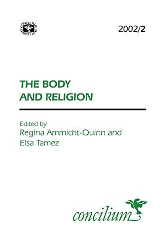 9780334030683: Concilium 2002/2 Body and Religion
