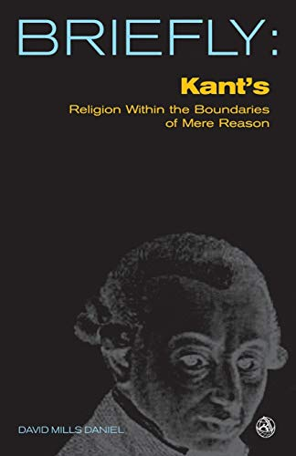 9780334040392: Kant's Religion Within the Bounds of Mere Reason (SCM Briefly)