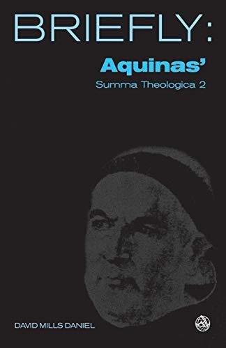 9780334040903: Aquinas Summa Theologica: God, Part II (SCM Briefly)