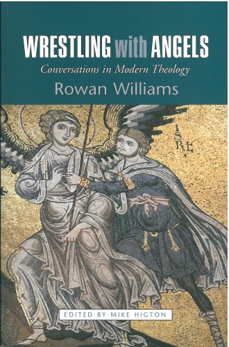 9780334040958: Wrestling with Angels: Conversations in Modern Theology