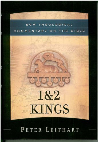 9780334040989: 1 & 2 KINGS (SCM Theological Commentary on the Bible)