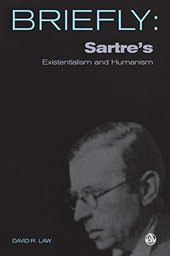 Sartre's Existentialism and Humanism (SCM Briefly): Daniel, David Mills