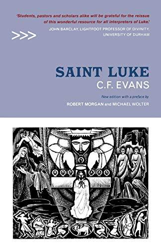9780334042099: Saint Luke