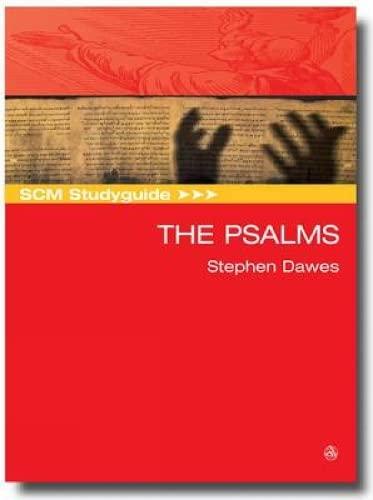 9780334043423: SCM Studyguide: Psalms