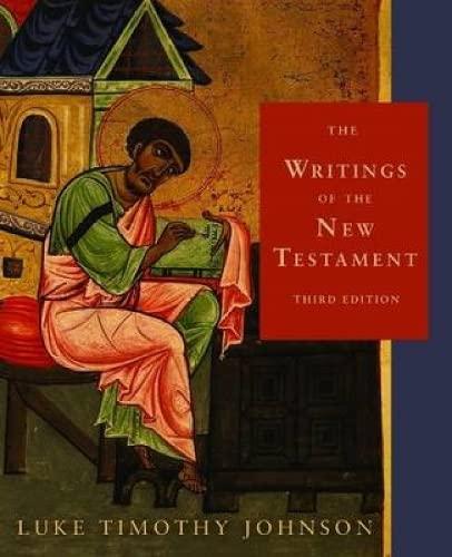 9780334043607: The Writings of the New Testament: An Interpretation