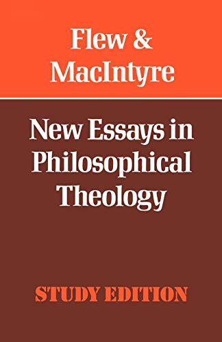 9780334046219: New Essays in Philosophical Theology