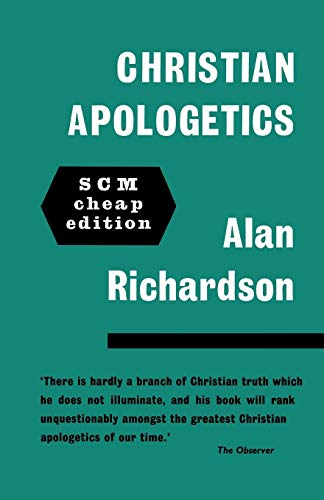 9780334047452: Christian Apologetics