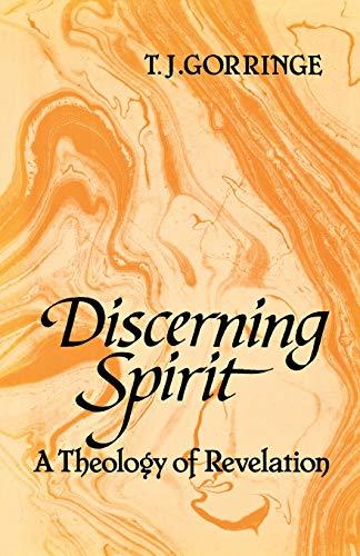 9780334049623: Discerning Spirit: A Theology of Revelation