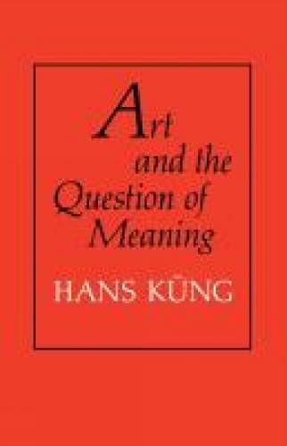 9780334051589: Art and the Question of Meaning