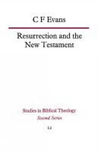 9780334051640: The Resurrection and the New Testament