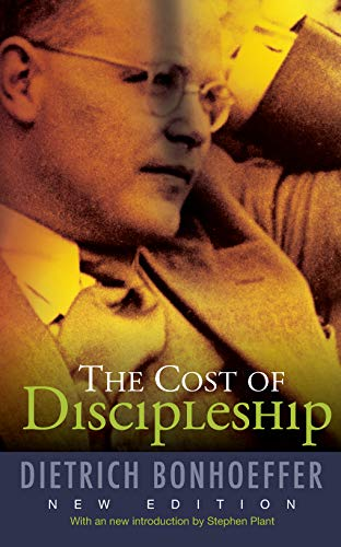 9780334053408: The Cost of Discipleship