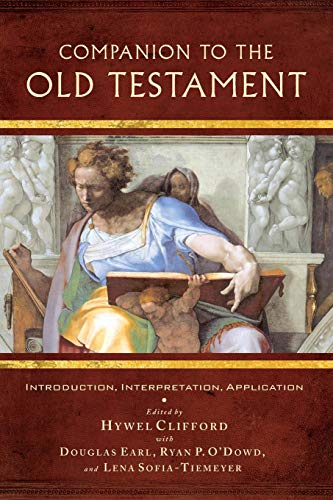 9780334053934: Companion to the Old Testament: Introduction, Interpretation, Application