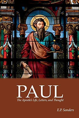 9780334054559: Paul: His Life, Letters and Thought