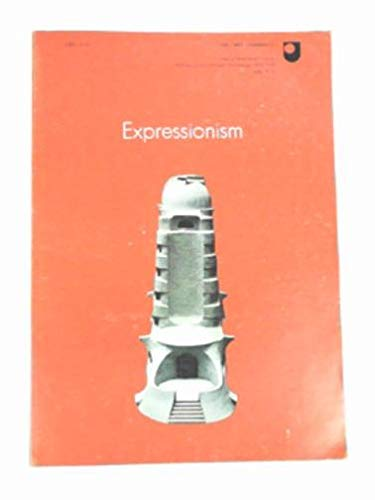9780335007042: Architecture and Design, History of, 1890-1939: Expressionism Unit 9-10 (Course A305)