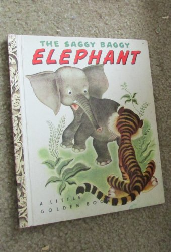 9780335009251: The Saggy Baggy Elephant (Little Golden Book, No. 36)
