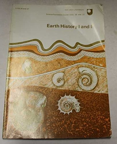 9780335020362: Science - A Foundation Course: Earth History (I and II) Unit 26-27 (Course S100)