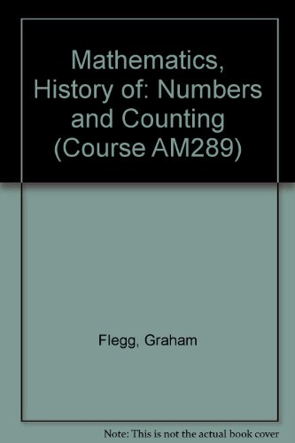 9780335050048: Mathematics, History of: Numbers and Counting Unit 1 (Course AM289)