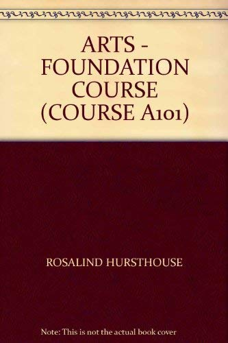 9780335054152: Arts - Foundation Course: Introduction to Philosophy Unit 13-15 (Course A101)